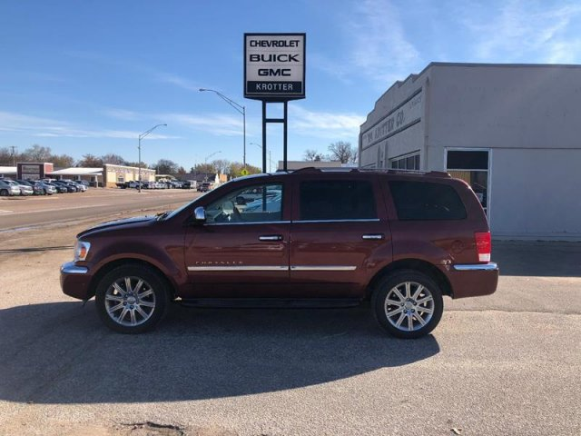 Pre Owned 2007 Chrysler Aspen Limited