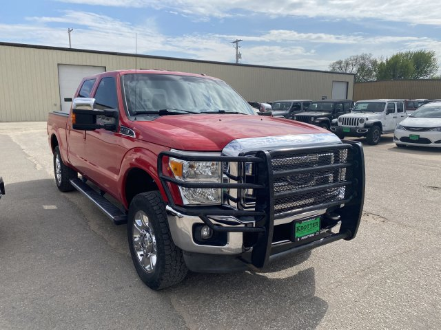 Pre-Owned 2013 Ford Super Duty F-250 SRW