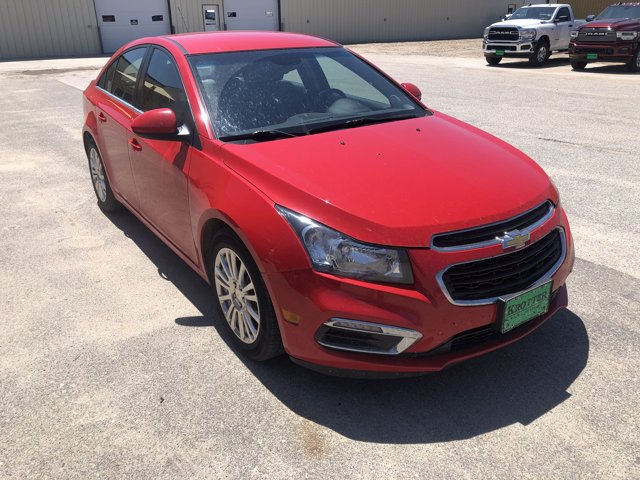 Pre-Owned 2016 Chevrolet Cruze Limited ECO