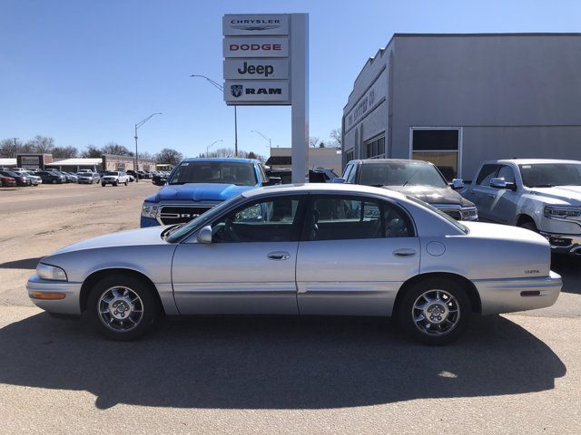 Pre-Owned 2001 Buick Park Avenue Ultra