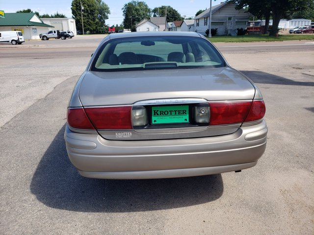 Pre-Owned 2001 Buick LeSabre Custom