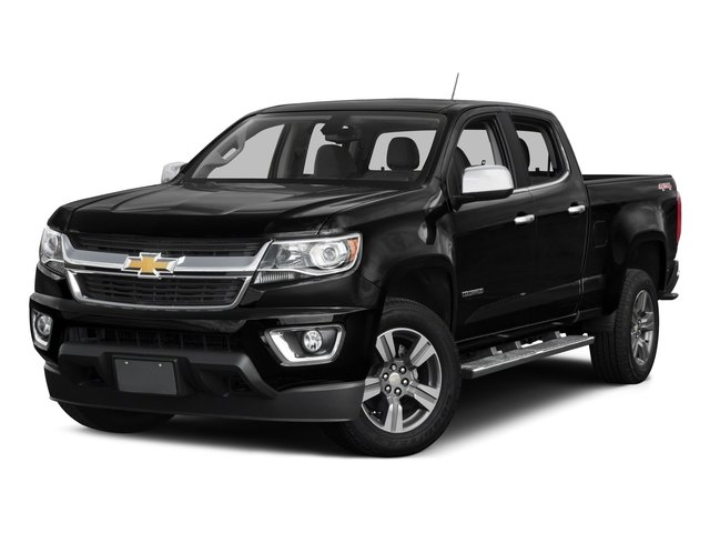 Pre-Owned 2015 Chevrolet Colorado 4WD Z71