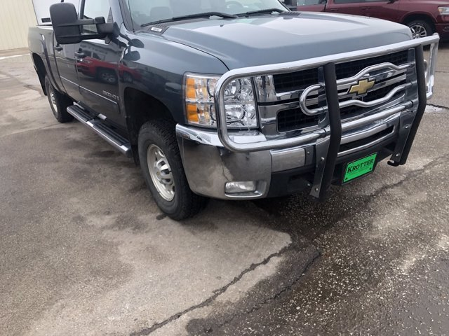 Pre-Owned 2009 Chevrolet Silverado 2500HD LT