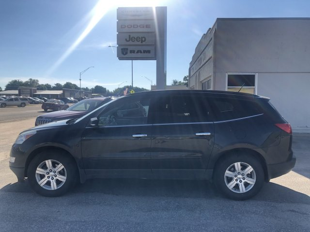 Pre-Owned 2011 Chevrolet Traverse LT w/2LT