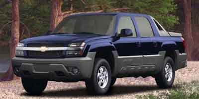 Pre-Owned 2003 Chevrolet Avalanche