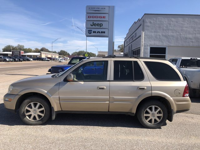 Pre-Owned 2004 Buick Rainier CXL Plus