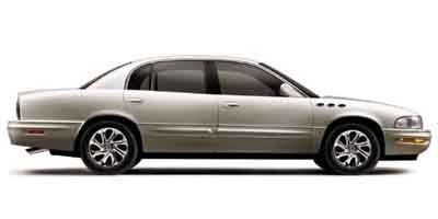 Pre-Owned 2004 Buick Park Avenue