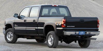 Pre-Owned 2006 Chevrolet Silverado 2500HD LT3