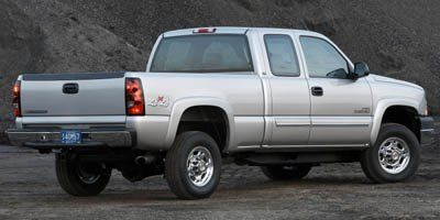 Pre-Owned 2006 Chevrolet Silverado 2500HD LT1