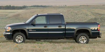 Pre-Owned 2006 GMC Sierra 2500HD SLE1
