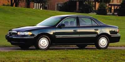 Pre-Owned 2003 Buick Century Custom