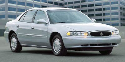 Pre-Owned 2005 Buick Century Custom